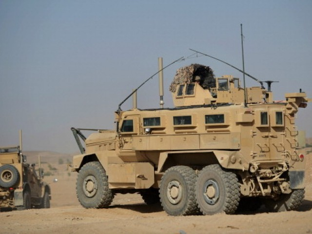 US decides to sell 160 MRAPs to Pakistan in programme worth $198 million