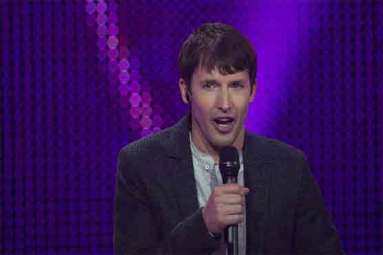 Singer James Blunt calls 'You're Beautiful' annoying