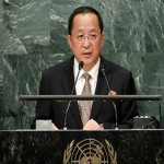 """North Korea tells UN """"going nuclear"""" is only option"""