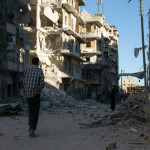 US accuses Russia of 'barbarism' over Aleppo bombardment
