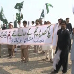 Jamrud tribes stage anti-India protests, express solidarity with Pak Army