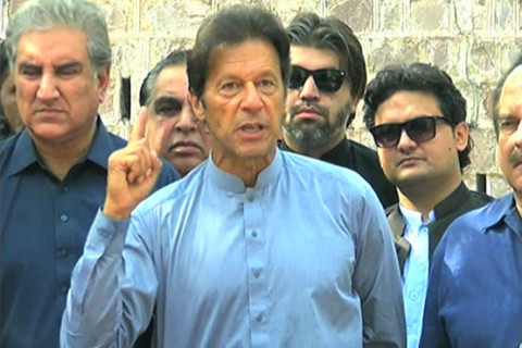 Imran Khan to hold whirlwind tour of Islamabad on October 29