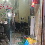 Police arrest two suspects for opening fire on PML-N office in Lahore