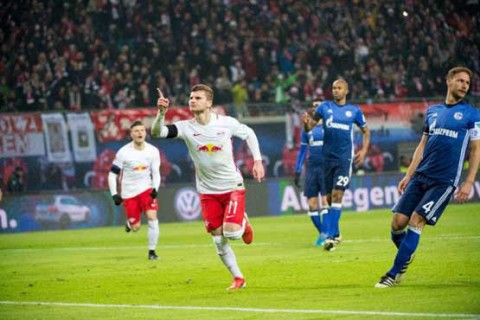 RB Leipzig get top spot from Bayern Munich once again