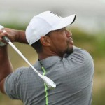 Golf: Tiger sizzles then fizzles to shoot 70 at Challenge