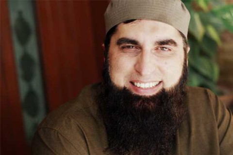 UET names stadium after Junaid Jamshed
