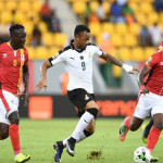 Football: Andre Ayew gives Ghana narrow win over Uganda