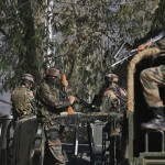 Three soldiers, woman killed during attack in occupied Kashmir