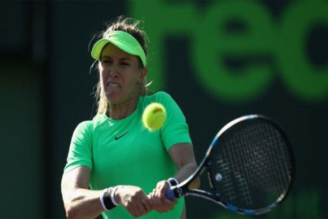 Tennis: More woe for Bouchard with Miami exit