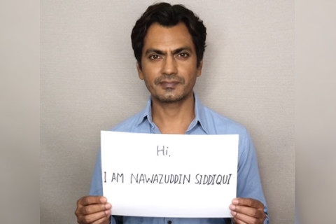 Nawazuddin Siddiqui reveals his religion in Twitter video