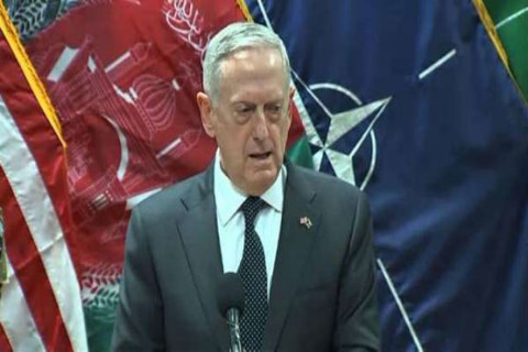 Pentagon chief warns of 'tough year' for Afghanistan