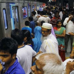 Religious discrimination: Elderly Muslim man denied seat in Delhi metro