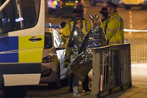 IS claims Manchester concert bombing