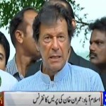 Trump's remarks: Imran demands calling joint parliament session